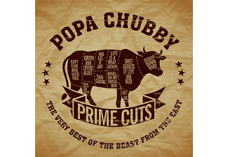 Popa Chubby - Prime Cuts - Very Best Of The Beast From The East - (CD)