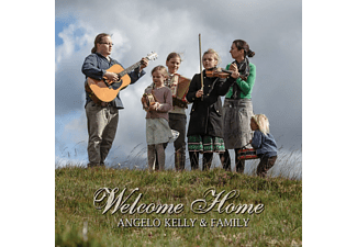 Angelo & Family Kelly - Welcome Home - (CD)