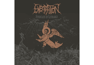 Execration - Syndicate Of Lethargy - (CD)