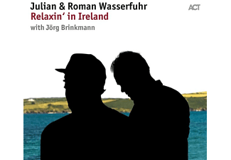 Julian & Roman Wasserfuhr - Relaxin' In Ireland - (CD)