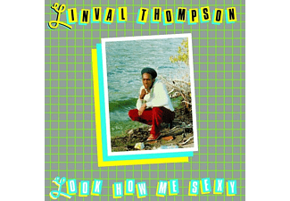 Linval Thompson - Look How Me Sexy - (Vinyl)