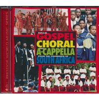 VARIOUS - Popular Gospel Choral & A-Cappella [CD]
