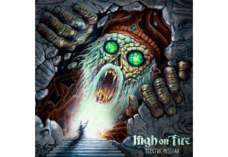 High On Fire - Electric Messiah (green) - (Vinyl)