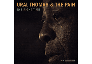 Ural -& The Pain- Thomas - The Right Time - (CD)