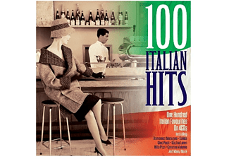 VARIOUS - 100 Italian Hits - (CD)