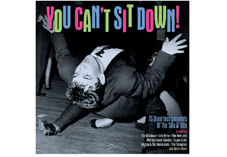 VARIOUS - You Can't Sit Down - (CD)