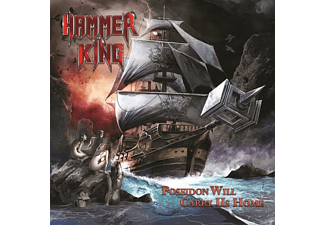 Hammer King - Poseidon Will Carry Us Home (Vinyl) - (Vinyl)