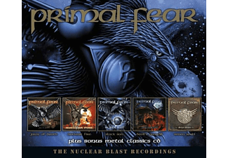 Primal Fear - The Nuclear Blast Recordings (6CD Box) - (CD)