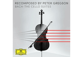 VARIOUS - Recomposed By Peter Gregson: Bach-Cello Suites - (Vinyl)