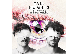 Tall Heights - Pretty Colors For Your Actions - (CD)