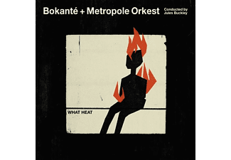 Bokanté - What Heat - (CD)
