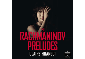 Claire Huangci - The Rachmaninov Preludes - (CD)
