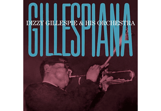 Dizzy & His Or Gillespie - Gillespiana+4 Bonus Tracks - (CD)