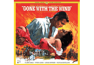 Max (1888-1971) Steiner - Gone With The Wind-The Complete Original Soundtr - (Vinyl)