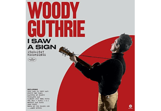 Woody Guthrie - I Saw A Sign: 1940-1947 Recordings - (Vinyl)
