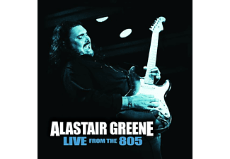 Alastair Greene - Live From The 805 - (CD)