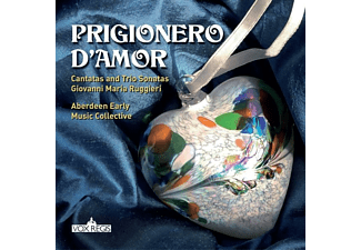 Aberdeen Early Music Collective - Prigionero D'Amor - (CD)