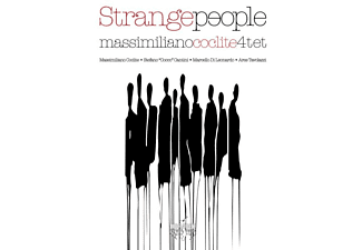 Massimiliano Coclite - Strange People - (CD)
