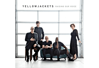 Yellowjackets - Raising Our Voice - (CD)