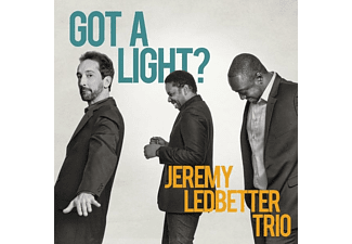 Jeremy Trio Ledbetter - Got A Light? - (CD)