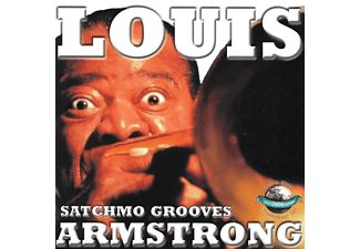 Louis Armstrong - Satchmo Grooves - (CD)