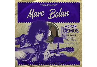 Marc Bolan - Slight Thigh Be-Bop (And Old Gumbo Jill):Home De3 - (Vinyl)