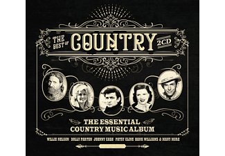 VARIOUS - Best Of Country - (CD)