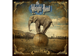 Weight Band - World Gone Mad - (Vinyl)