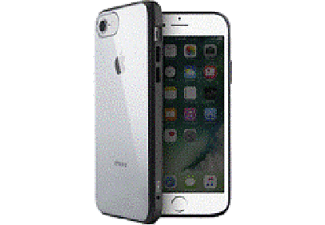 UNIQ Cover Valencia Gunmetal iPhone 7 / 8 Zilver (107552)