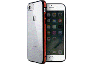 UNIQ Cover Valencia Clear Red iPhone 7 / 8 Rood (107557)