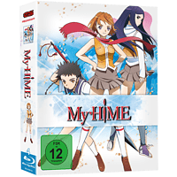 My-HiMe - Complete Collection [Blu-ray]