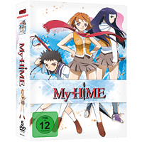 My-HiMe - Complete Collection [DVD]