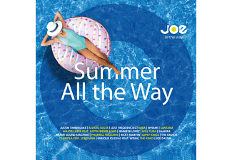 Joe FM: Summer All The Way CD