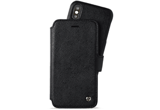 HOLDIT Cover Wallet Slim Style Midnight iPhone X Noir (613419)