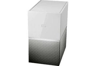 NAS - Western Digital My Cloud Home Duo, 6TB, Ethernet
