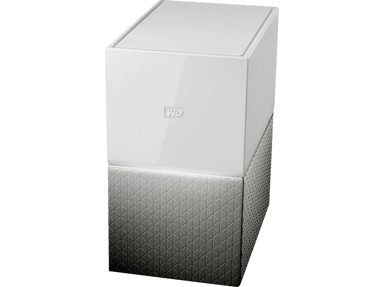WD My Cloud™ Home Duo, 6 TB  6 TB 3.5 Zoll extern