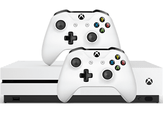 MICROSOFT Xbox One S 1 TB + manette extra