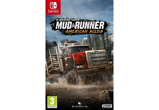 Spintires: MudRunner American Wilds Edition NL/FR Switch