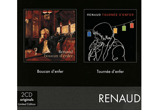 Renaud - Boucan d'Enfer / Tournée d'Enfer CD