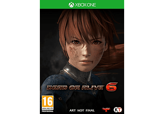 Xbox One - Dead Or Alive 6 /D