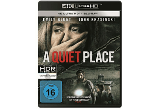 A Quiet Place 4K Drame 4K Ultra HD Blu-ray + Blu-ray