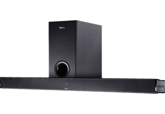 MAGNAT SBW 200, Smart Soundbar, Schwarz