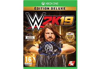 Xbox One - WWE 2K19 - Deluxe Edition /F