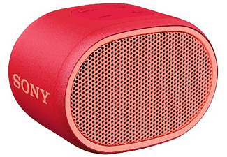 SONY Enceinte portable Bluetooth Rouge IPX5