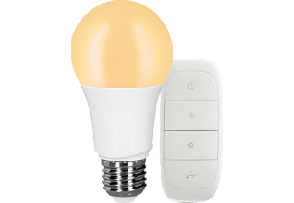 MÜLLER-LICHT tint dimming, LED Starter Set Smart Home, 9 Watt, kompatibel mit: ZigBee, Amazon Alexa, Blaupunkt Home Security