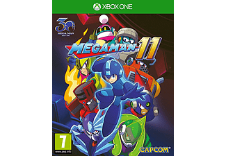Xbox One - Mega Man 11 /Multilingue