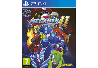 PS4 - Mega Man 11 /Multilingue