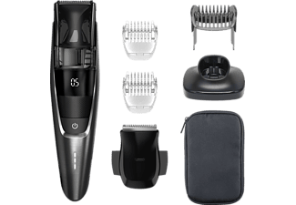 PHILIPS BT7520/15 BEARD TRIMMER - - (Chrome foncé)