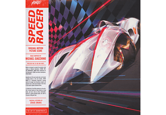 Michael Giacchino - Speed Racer (Remastered 180g Vinyl 2LP) - (Vinyl)