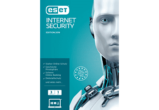 ESET Internet Security 2019 Edition 3 User (FFP)